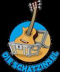 Gitarrenschule – Die Schatzinsel Logo